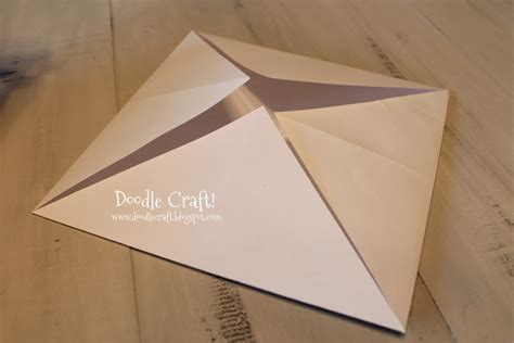Fold Paper 50 Times - craft origami present box