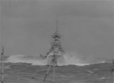 Hms Barham Sinking by Nineteen And The Lure Of A Furious Sea The
