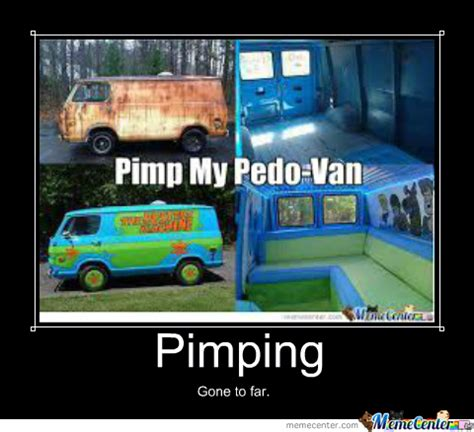 pimping vans by recyclebin meme center