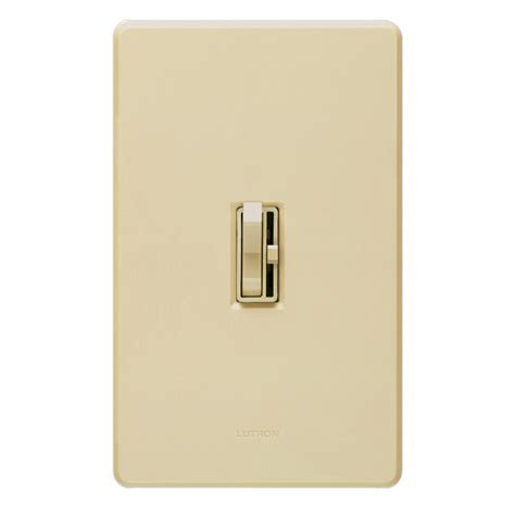 lutron dimmer lutron aylv 600p iv magnetic low voltage dimmer