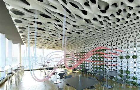 interior fresh air pods active phytoremediation wall system