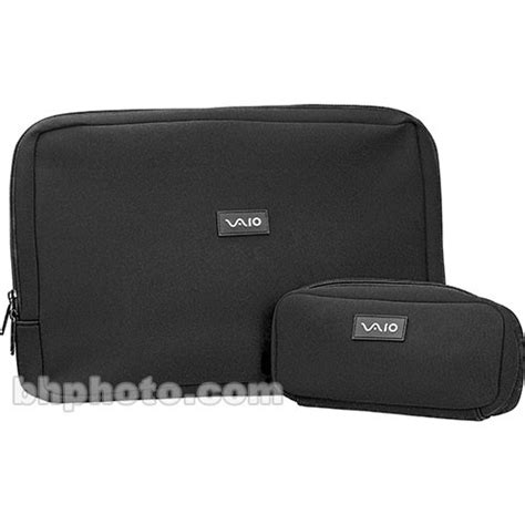 Sony Neoprene sony vgp amc2 vaio neoprene carrying with ac vgpamc2 b h