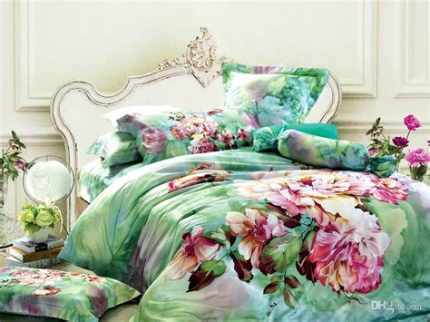 floral king comforter green floral bedding comforter set sets queen king size