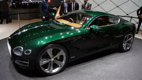 who make bentley bentley could make the exp 10 speed 6 tomorrow