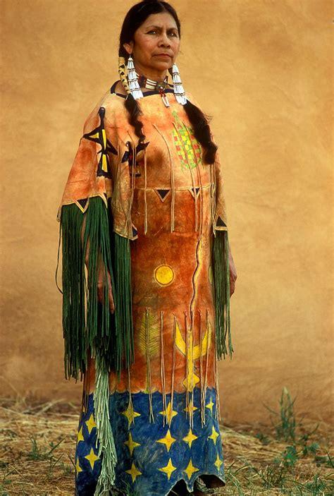 kiowa ghost dress american clothing