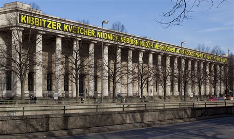 Haus Der Kunst by If The Color Changes 2012 2013 Whitechapel Gallery Haus