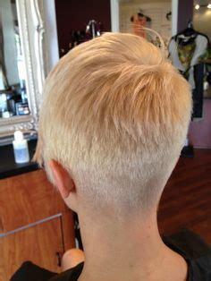 pixie cut back on pinterest shaved nape edgy pixie hair short pixie cut i love the back hair pinterest