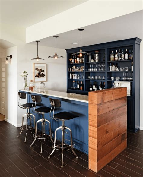 Kitchen Island Storage Table by 15 Stylish Home Bar Ideas Home Decor Ideas