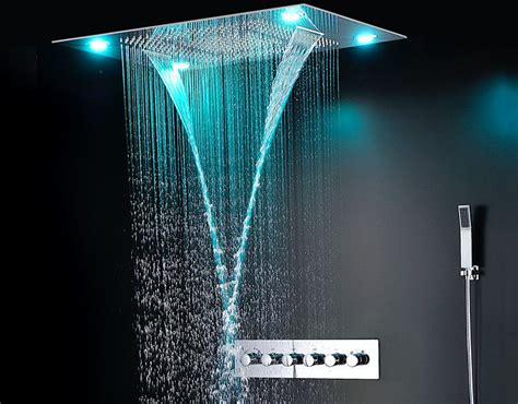 Dining Room Sets Buffalo Ny waterfall shower head rain showers wall delta handheld