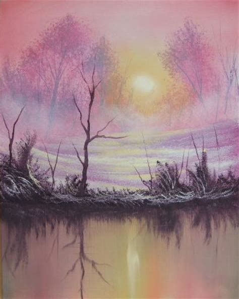 bob ross paintings for beginners beginners painting classes in west sussex bob ross