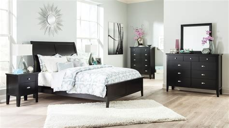 buy furniture braflin sleigh bedroom set