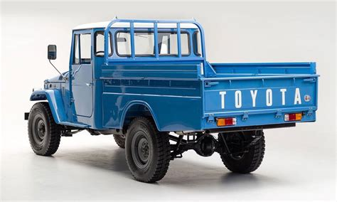 1974 toyota truck 1974 toyota land cruiser fj45 truck cool material