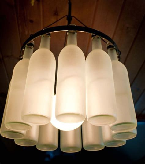 wine bottle hanging lights office den decorating ideas home decor ideas