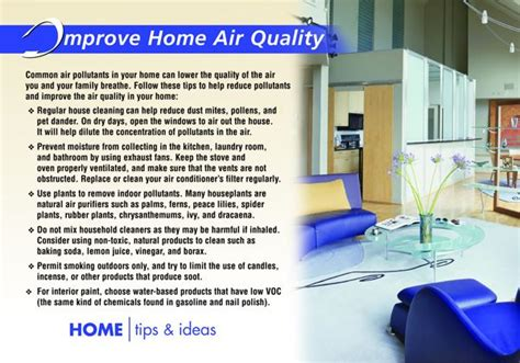 view all home tips january improve home air quality