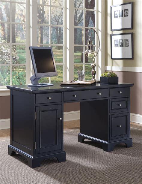 Bedford Pedestal Desk by Home Styles 54 Quot Bedford Pedestal Desk