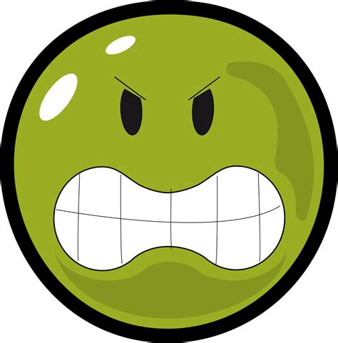 angry emoticon wallpaper angry face smiley clipart clipartlyclipartly