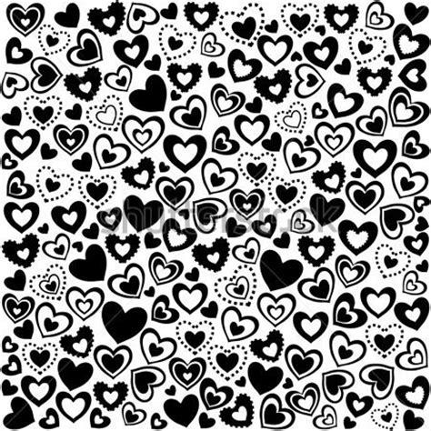 imagenes de corazones en blanco y negro papel decorativo blanco y negro de corazones buscar con