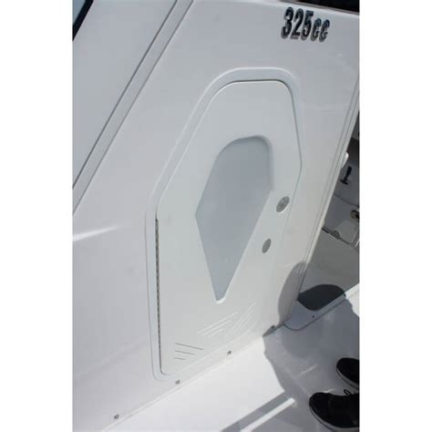 everglades boat hardware everglades console door window