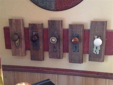 Antique Door Knob Coat Rack by Antique Door Knob Coat Purse Rack By Ganddcreations1 On Etsy