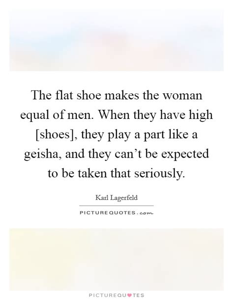 flat shoes quotes karl lagerfeld quotes sayings 372 quotations page 3