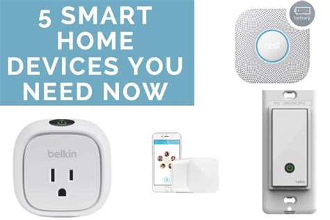 5 ways to make your home smart and save money mommies