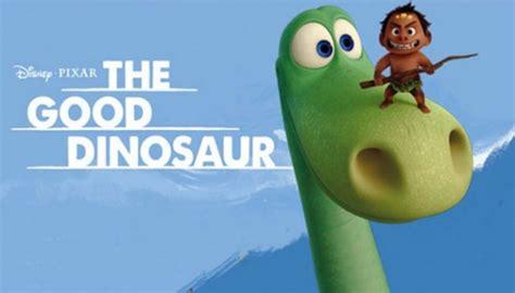 film animasi dinosaurus tayang hari ini film the good dinosaur ada dua versi