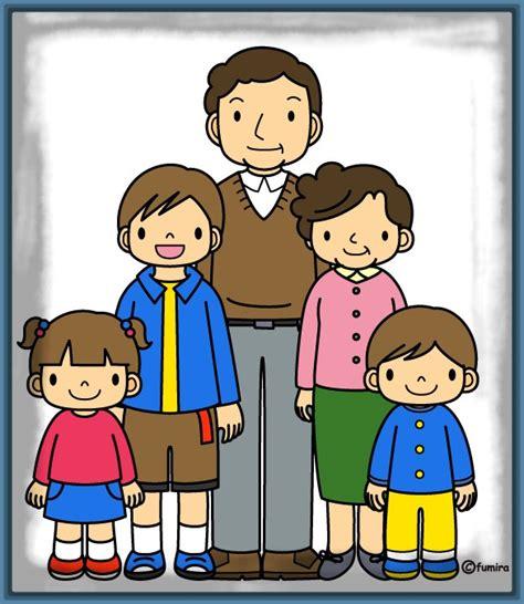 imagenes infantiles sobre la familia divertidas imagenes de la familia para ni 241 os imagenes de
