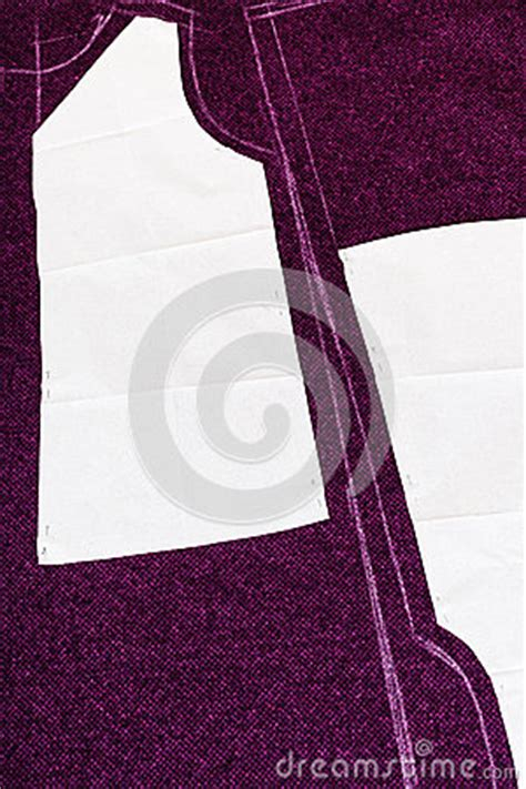 dress pattern tracing paper tracing paper forms of dress pattern cutting royalty free