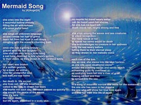 mermaid merman songs poems quotes google search mermaids pinterest mermaid  searching