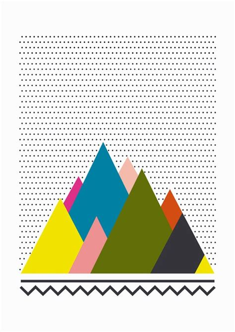 triangle pattern moles 50 best mexican and tribal design images on pinterest