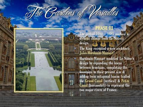 Cabinet Mansart Versailles by Cabinet Mansart