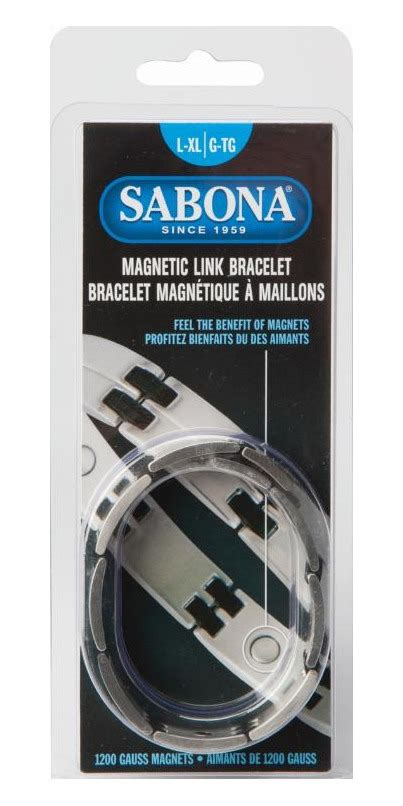 Buy Sabona Magnetic Link Bracelet at Well.ca   Free Shipping $35  in Canada