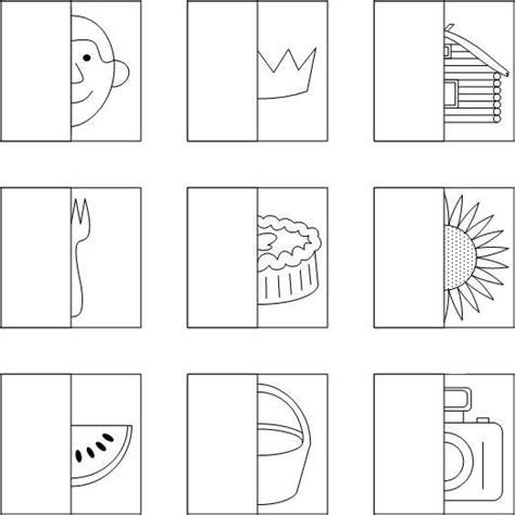 Test Di Logica Con Figure - la met 224 attivit 224 di logica simmetria discriminazione