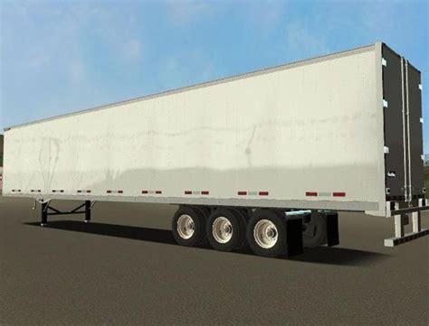 18 wos haulin mods trailer tri axle trailer great dane 18woshaulin simulator
