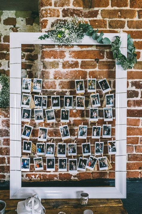 Magical Bohemian Barn Wedding   Photo wall decor, Photo