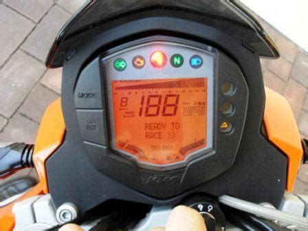 Ktm Speedo Mechanical World Ktm Duke 200 Features Overview And Price