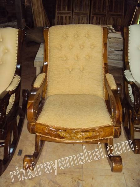 Sofa Goyang kursi goyang sofa rizki raya mebel