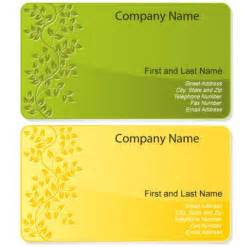 free printable business card templates for mac sle business card templates free printable templates free