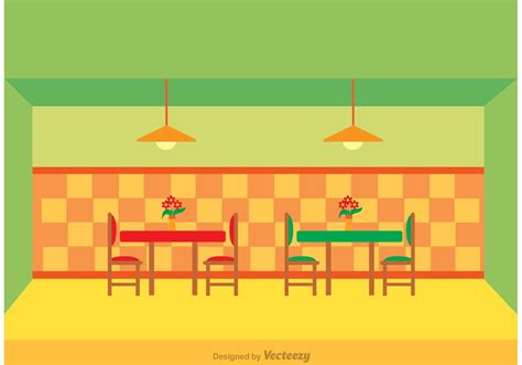 interior artistic stock vectors vector clip art restaurant interior vector download free vector art