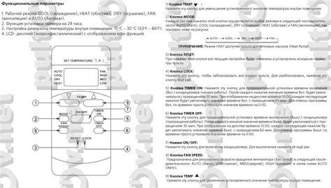 Инструкция пульт от кондиционера самсунг инструкция