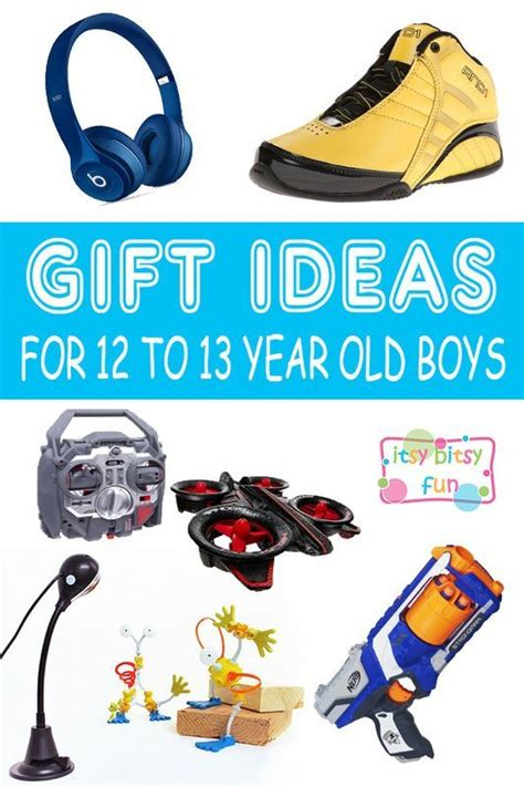 best gifts for 12 year old boys in 2017 12th birthday