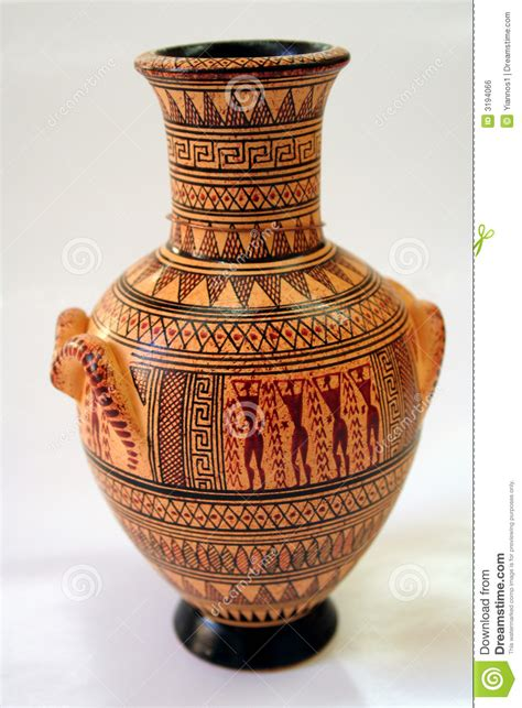 Ancient Vase by Ancient Vase Royalty Free Stock Image Image 3194066