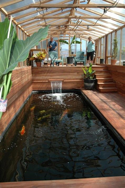 Indoor Ponds by 17 Best Images About Indoor Koi Pond On Pinterest