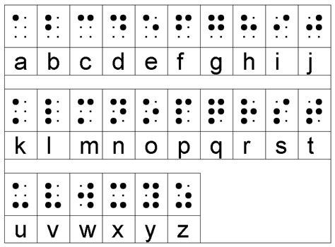 tavola braille tavola braille