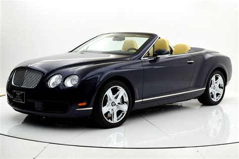 free car manuals to download 2008 bentley continental gtc electronic toll collection used 2008 bentley continental gt w 12 convertible for sale 89 880 fc kerbeck bentley