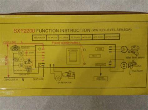 Pcb Mesin Cuci Panasonic Jual Modul Pcb Board Universal Sxy2200 Mesin Cuci Shaz Anugerah