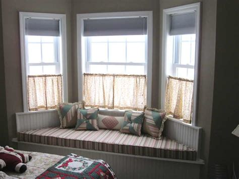 bay window window treatments bay window window treatments window treatments design ideas