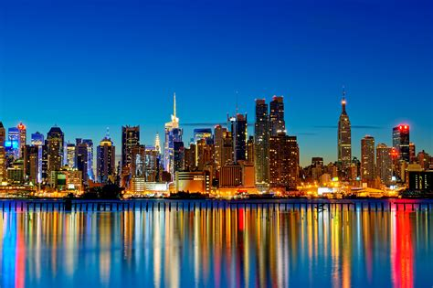 lighting new york new york city lights free images at clker vector