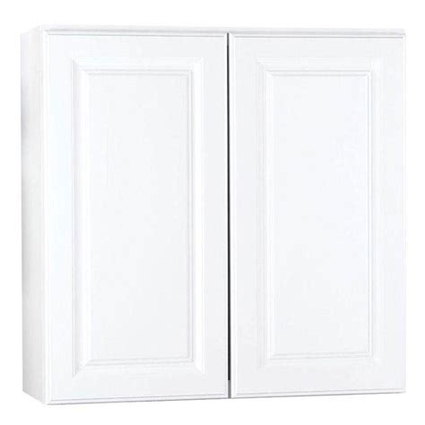 White Kitchen Wall Cabinets Hton Bay Hton Assembled 30x30x12 In Wall Kitchen Cabinet In Satin White Kw3030 Sw The