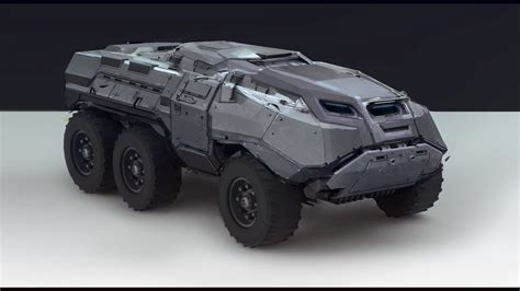 futuristic military jeep vehicle for imagine fx 76 sam brown on artstation at